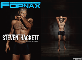 Fornax SPECIAL EDITION: Steven Hackett by hackett-out