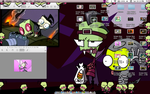 Everything is invader Zim and ALWAYS WILL BE by koolzcartoonsfun