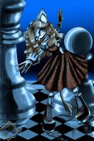 .:Chess Queen:. by KattyTH96