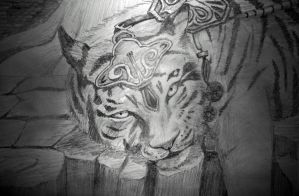 Tiger Far Cry 4 by NeelaBlackCookies