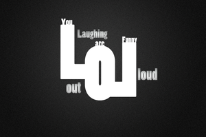 Laughing out loud 2 by Xuckaa