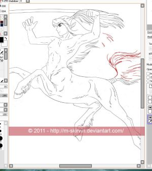 Centaur Warrior Part 1