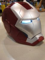 Iron Man Mark V 2012 e by NMTcreations