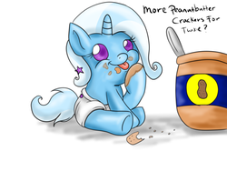 Peanut Butter Crackers by Mare--In--The--Moon