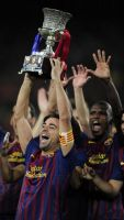 FC Barcelon 2011 by MUSEF