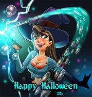 Happy Halloween! by iassu