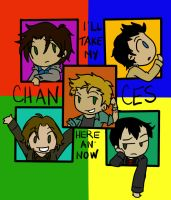 ITMCHAN-- FST Cover by KaruLeonnese