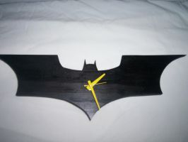 batman clock 2 by antihero74