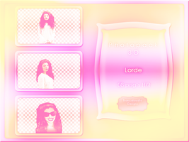 Photopack 30 Lorde by biancalovato