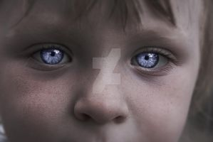 Little Brothers Eyes -Edit- by Distorted-Colours