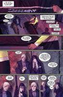 death vigil issue 2 page 1 by nebezial