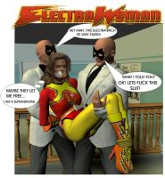 ELECTRAWOMAN IN ELECTRACASH by MASTEFER