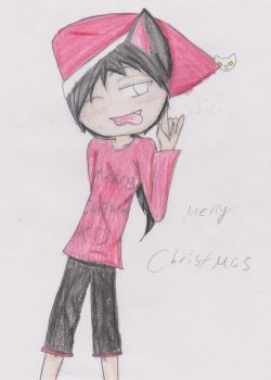 Merry Christmas Joey by NanaxBennet