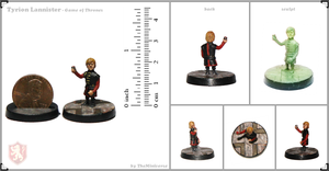 MS16-005 Tyrion Lannister by TheMiniverse