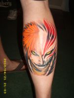 My Tattoo by XiLL4X