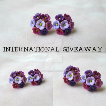 ***INTERNATIONAL GIVEAWAY*** by LenaHandmadeJewelry