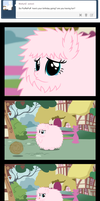 half done happy Birthday flufflepuff gift by matty4z