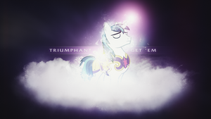 Triumphant (Get 'Em) - Gift for Andrew Francis by AdrianImpalaMata