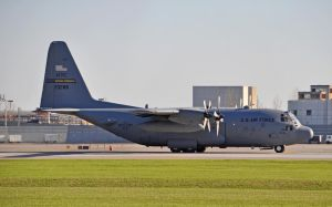 C-130 AT Minneapolis INT. by aaaa0000aaaaa