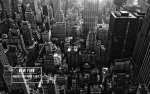 New York - Wallpaper 2 by JamesDeanee