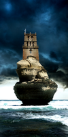Rock Tower by Waterboy1992