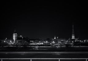 Part of Riga by Mgreidans