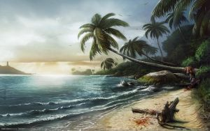 dead island by gsyp59