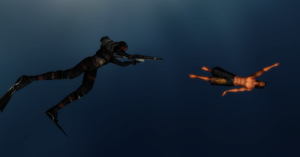 MMD Newcomer Crisis Core G DIver + DL by Valforwing