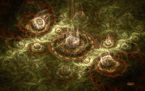 Interference II by FAIA-Fractals