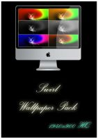 Swirl Wallpaper Pack by Delere