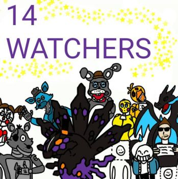 Special 14 Watchers by Missingno-54