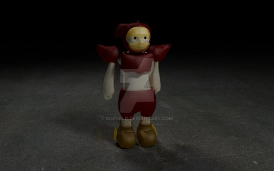 3d character 2 by ioworld