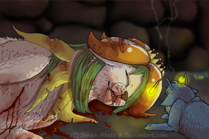 Nikki's Death by xSenkai