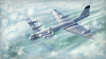 Plane speedpaint #1 (color) by TurboSolovey