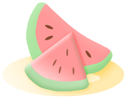 Watermelon by neechan