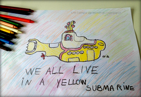 Yellow Submarine by Bia-Figueiredo