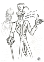 Dont You Dis Dr Facilier by RecklessJack