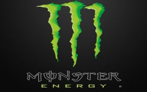 2010' HD Carbon Monster Energy by x47xDiezel