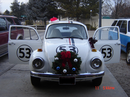 Herbie is Ready for Christmas by Blockwave