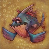 fishy fishy by Kravenous
