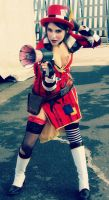 Novegro! Let me hear you roar!!! by SajikaCosplay