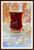 Turkish Tea by Saida-bul