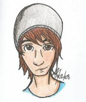 Alex Gaskarth by Blade-Of-Ash