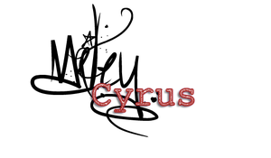 Miley Cyrus PNG by AraceliAlonso
