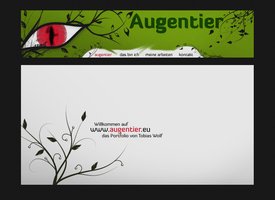 Augentier Green+Red by matrix90