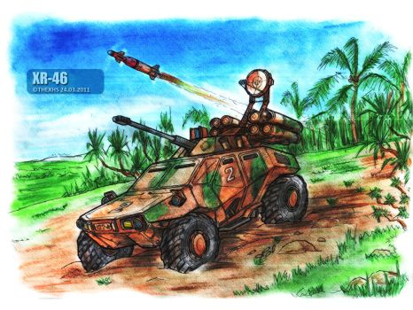 XR-46 by TheXHS