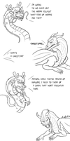 Some Dragon Comic by Pandadrake
