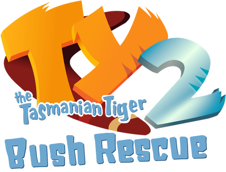 Ty 2 Bush Rescue Logo by DAGonso