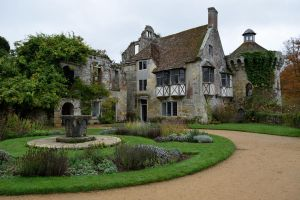 DSC 0012 Scotney Castle October by wintersmagicstock