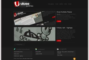Vivee Free Wordpress Theme by Lekere